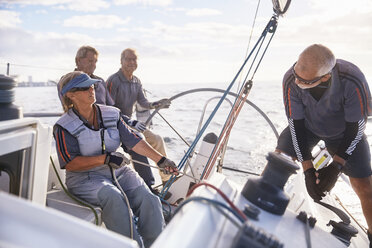 Retired friends sailing - CAIF10180