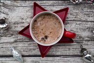 Hot Chocolate and Christmas baubles - LVF06777