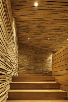 Wooden staircase - CAIF17118