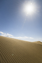 Spain, Canary Islands, Gran Canaria, sand dune in Maspalomas - STCF00396
