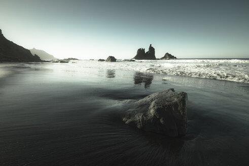 Spain, Canary Islands, Tenerife, Benijo beach - STCF00441