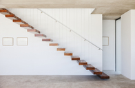 Floating staircase in modern house - CAIF18802