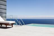 Infinity pool overlooking ocean - CAIF19063