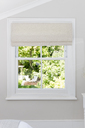 Window overlooking garden - CAIF19237