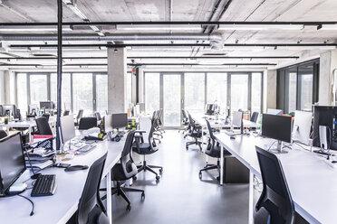 Modern open-plan office - HAPF02719