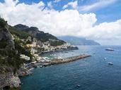 Italy, Campania, Amalfi Coast, Sorrento Peninsula, Amalfi - AMF05678