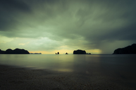 Malaysia, Langkawi, dramatic sky with clouds - STCF00492