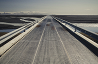 Iceland, ring road, bridge - STCF00522
