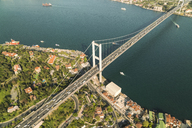 Turkey, Bosporus bridge and the european Istanbul - TAMF00990