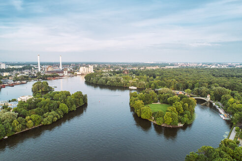 Germany, Berlin, Treptow Park - TAMF00993