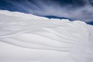 Italy, Abruzzo, Gran Sasso e Monti della Laga, Campo Imperatore plateau in winter - LOMF00708