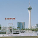 Commercial signs at Las Vegas Boulevard - FOLF01065