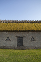 Hut with thatched roof - FOLF02004
