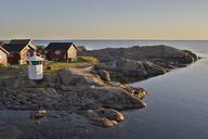 Small houses by coastline - FOLF02527