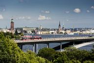 Bridge and cityscape - FOLF02647