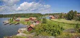 Village in sunlight - FOLF03830