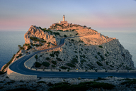 Lighthouse on edge of cliff at Cap Formentor - FOLF04361