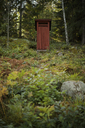 Toilet in forest - FOLF05444