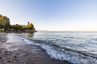 Germany, Baden-Wuerttemberg, Langenargen, Lake Constance, Montfort Castle - WD04527