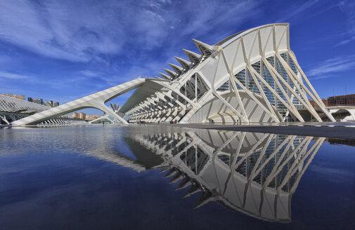 Spain, Valencia, Museu de les Ciencies Principe Felipe - OLE00070