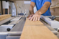 Carpenter working with wood - FOLF05590