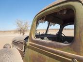 Africa, Namibia, Oldtimer wrack - RJF00744