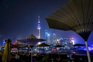 Outdoor restaurants at night - FOLF07791
