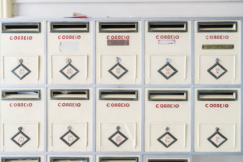 Portugal, Lisbon, mailboxes - TAMF01012