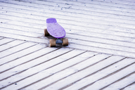 Purple skateboard - WVF01051