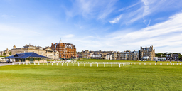 Scotland, Fife,  St. Andrews, Stadt, The Royal and Ancient Golf Club of St Andrews - WD04580