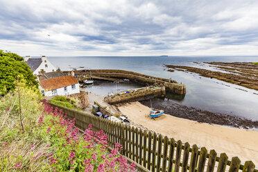 Scotland, Fife, Fishing haven of Crail - WDF04583