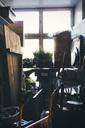 Equipment stored in interior design shop - MASF04340