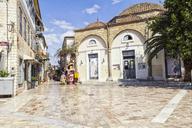 Greece, Peloponnese, Argolis, Nauplia, Old town, Syntagma square, Vouleftiko Mosque - MAM00037