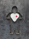 Male cookie cutter - MUF01523