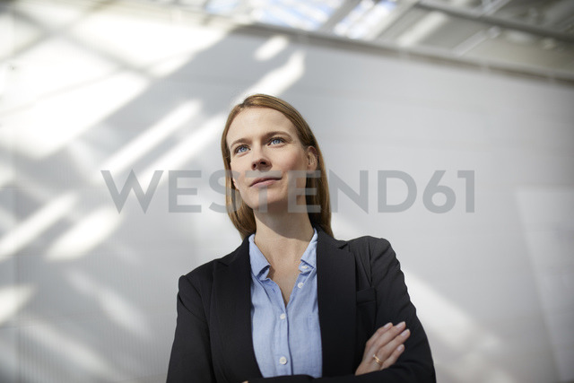 Portrait of young businesswoman - PNEF00610