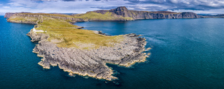 United Kingdom, Scotland, Northwest Highlands, Isle of Skye, Neist Point - STS01499