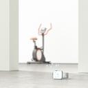 Smartwatch at fitness room, 3d rendering - UWF01392