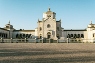 Italy, Lombardy, Milan, Cimitero Monumentale - TAMF01049