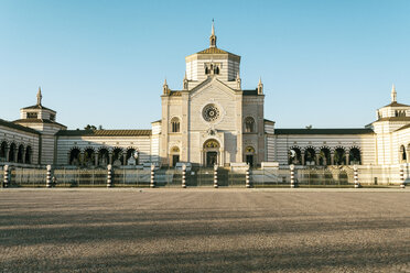 Italy, Lombardy, Milan, Cimitero Monumentale - TAMF01049
