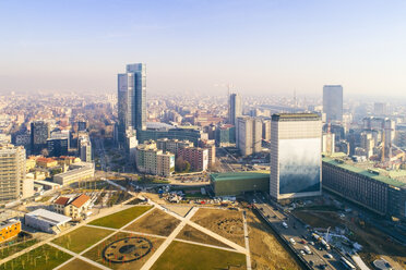 Italy, Lombardy, Milan, Business district - TAMF01052