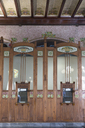Spain, Valencia, Post office counter, art nouveau - FC01375