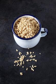 Cup of soy granules - CSF29113