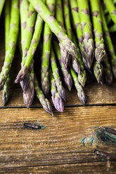 Green asparagus, copy space - GIOF03917