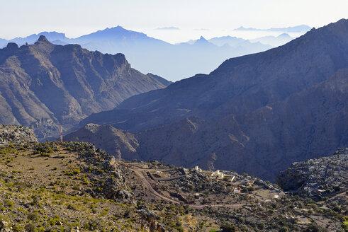 Oman, Al Hajar al Gharbi mountains - ESF01639