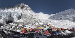 Nepal, Solo Khumbu, Everest, Western Cwm, Camp 2 - ALRF01154