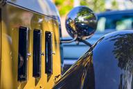 Old timer, ventilation dampers, car bonnet - FRF00655
