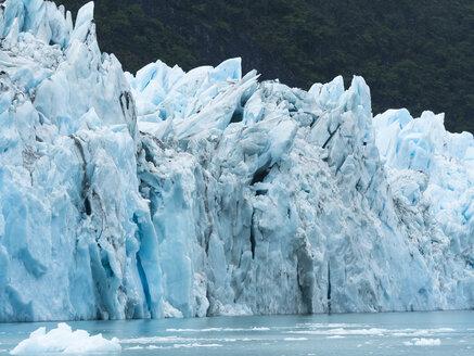 Argentina, Patagonia, El Calafate, Puerto Bandera, Lago Argentino, Parque Nacional Los Glaciares, Estancia Cristina, Spegazzini Glacier, iceberg - AMF05709