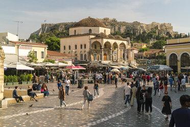 Greece, Athens, Old mosque, museum of ceramics at Monastiraki square - TAM01075