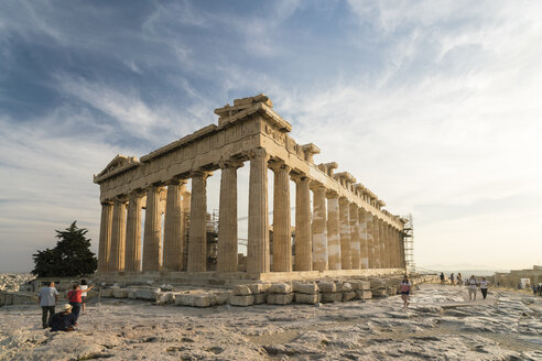 Greece, Athens, Acropolis, Parthenon - TAM01078