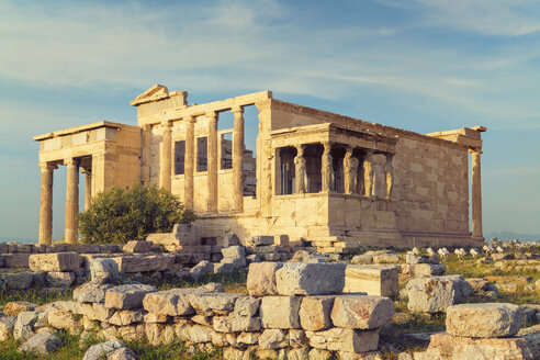 Greece, Athens, Acropolis, Parthenon - TAMF01081